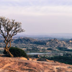 view atop anjanadri hill