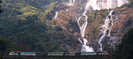 goa to hampi by train