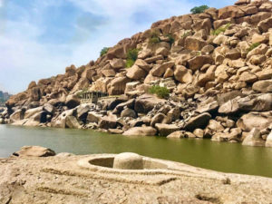Walking Tour of Hampi