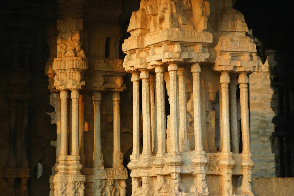 Saptaswara Musical Pillars of Hampi